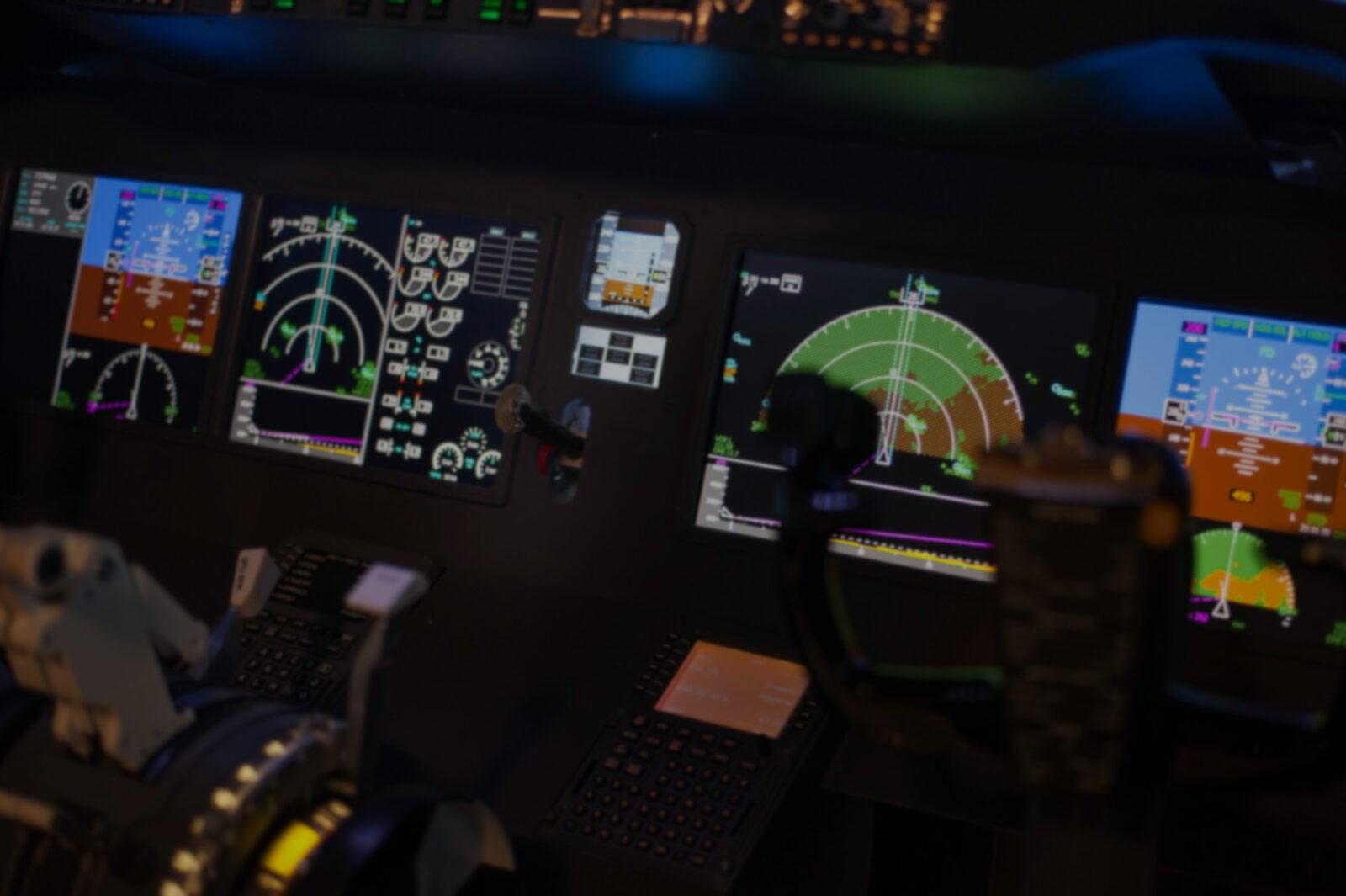 B737MAX Cockpit suite